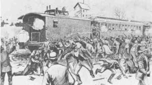 The Pullman Massacre