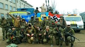 Armed neo-nazis
