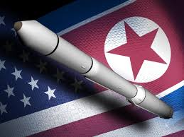 USA, North Korea, and nuclear missile