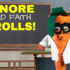 Stop arguing with Bad Faith Trolls! (video)